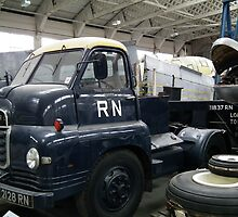 Bedford Truck 2128 RN by Andy Jordan