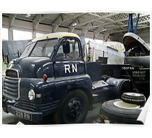 Bedford Truck 2128 RN Poster