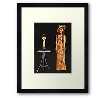 Stars Fashion  Framed Print