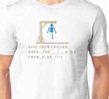 Hang Man Unisex T-Shirt
