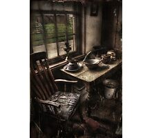 Breakfast Table Photographic Print