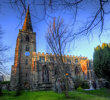 St Andrew's Parish Church - Kegworth by Yhun Suarez