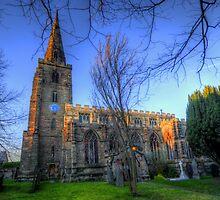 St Andrew's Parish Church - Kegworth by Yhun Suarez