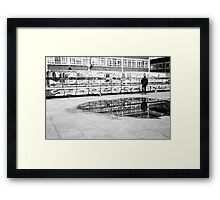 LONDON TRIP 35MM PT1 Framed Print