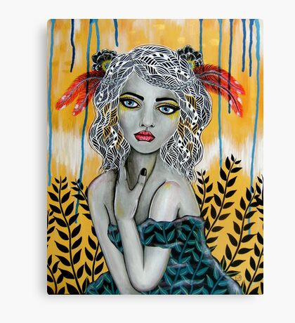 Korina Canvas Print