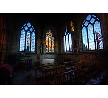St Andrew's Church: Bye-Altar Photographic Print