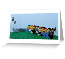 The Pirates of Penzance? Greeting Card