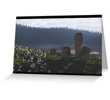 Waterside Stones Greeting Card