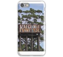 Kalgoorlie Bitter iPhone Case/Skin
