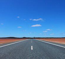 Open Road by JulietWhiskey