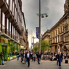 Buchanan Street by Tom Gomez