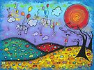 Childhood Lost by Juli Cady Ryan