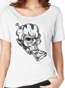 Teskull Women's Relaxed Fit T-Shirt