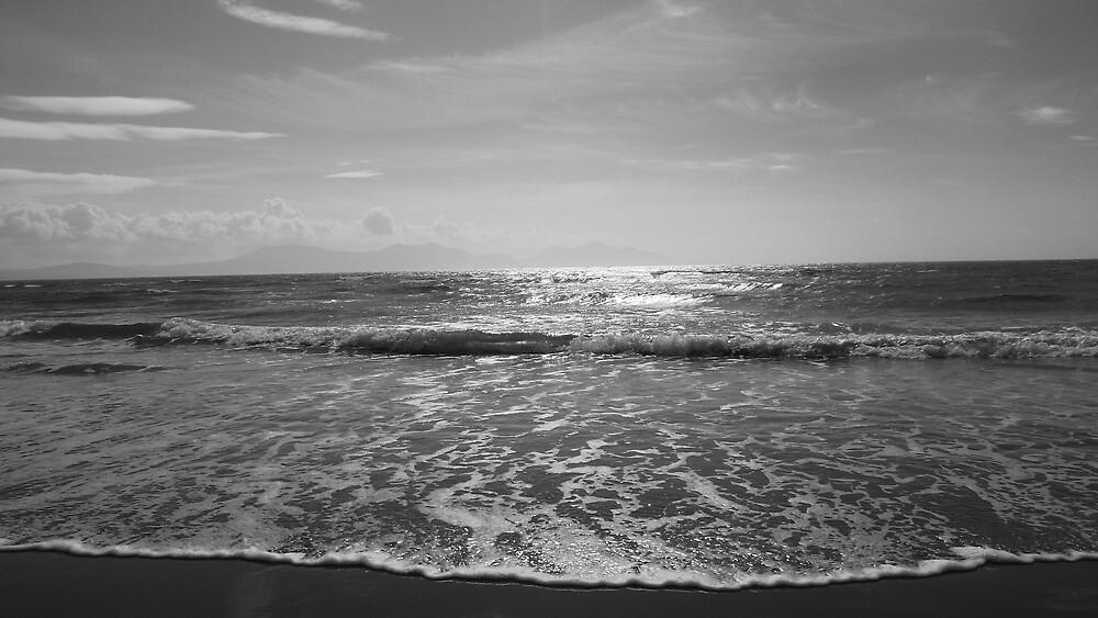 Serenity, Newborough beach. by velocitypink