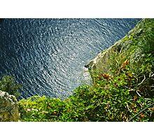 Cape Keri . Zakynthos . Greece. Hurts - Wonderful    Life  .Fujichrome Velvia 50 Slide Film by Brown Sugar .  . Favorites: 2 Views: 583 .Thank you !!!! Photographic Print