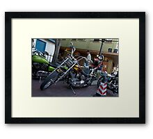 Are We There Yet? Framed Print