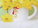 My Cup Runneth Over by NatureGreeting Cards ©ccwri