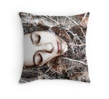 Resurface Throw Pillow