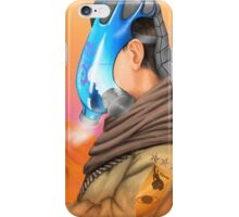 Conquest of hell iPhone Case/Skin