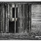 The Barn Door by Aaron Campbell