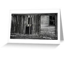 The Barn Door Greeting Card