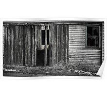 The Barn Door Poster