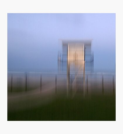 Surf Watch Tower, Rainbow Beach, Bonny Hills, NSW, Australia Photographic Print