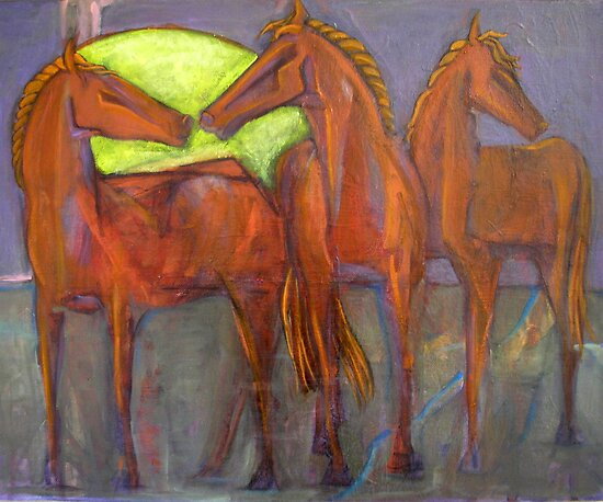After the Gold Rush - Family by Karen Gingell