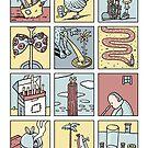 In the Brain Yard by Ellis Nadler