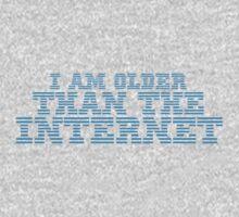 I AM OLDER THAN THE INTERNET Kids Tee