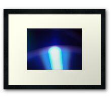03-16-11:  Information Glow Framed Print