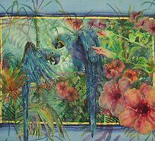 Jungle Blues by Deborah Younglao