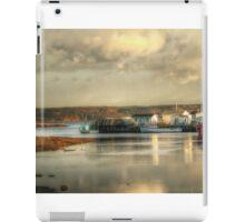 Gabarus Barrachois Cape Breton Island Nova Scotia Canada iPad Case/Skin