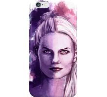 The Dark one and the Saviour iPhone Case/Skin