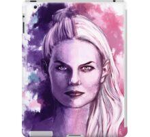 The Dark one and the Saviour iPad Case/Skin