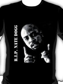 R.I.P. Nate Dogg 1969-2011 T-Shirt