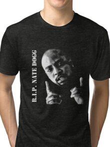 R.I.P. Nate Dogg 1969-2011 Tri-blend T-Shirt