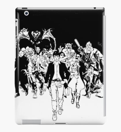 Dylan Dog iPad Case/Skin