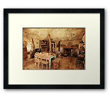 Home 1870 Framed Print