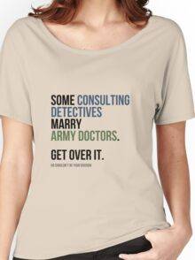 Some Consulting Detectives... Women's Relaxed Fit T-Shirt
