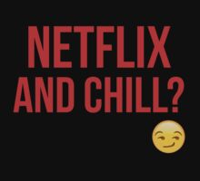 Netflix and Chill One Piece - Short Sleeve