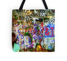 Graffeti Tote Bag