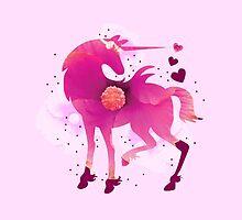 Flowering Unicorn by jazzydevil