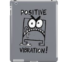Positive Vibration! iPad Case/Skin