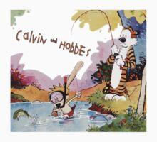 calvin and hobbes by bulkupdate