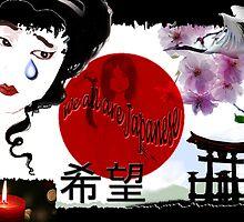 希望 - kibō - hope by Dulcina