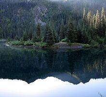 Grand Reflection by singularhiker