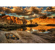 Once Upon A Cove Photographic Print