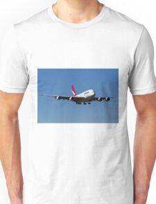 Qantas Airbus A380 Unisex T-Shirt