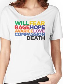 Spectrum Women's Relaxed Fit T-Shirt